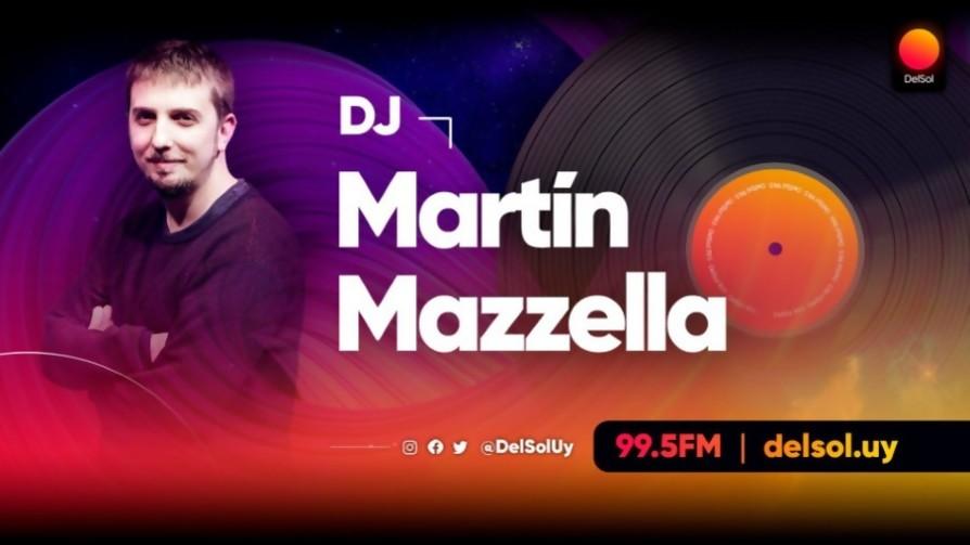 DJ Mazzella - Playlists 2020 - Playlists 2020 - Nosotros | DelSol 99.5 FM