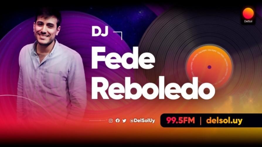 DJ Reboledo - Playlists 2020 - Playlists 2020 - Nosotros | DelSol 99.5 FM
