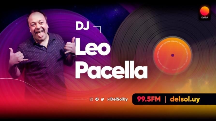 DJ Pacella - Playlists 2020 - Playlists 2020 - Nosotros | DelSol 99.5 FM