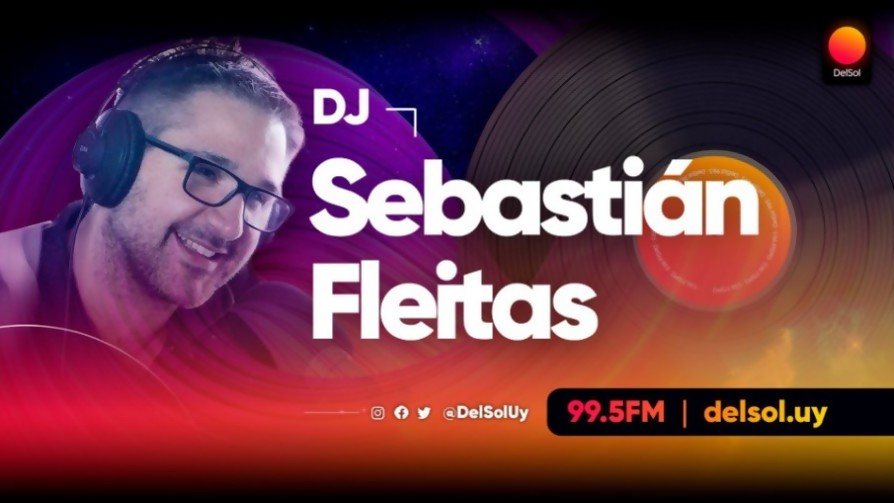 Seba Fleitas - Playlists 2020 - Playlists 2020 - Nosotros | DelSol 99.5 FM