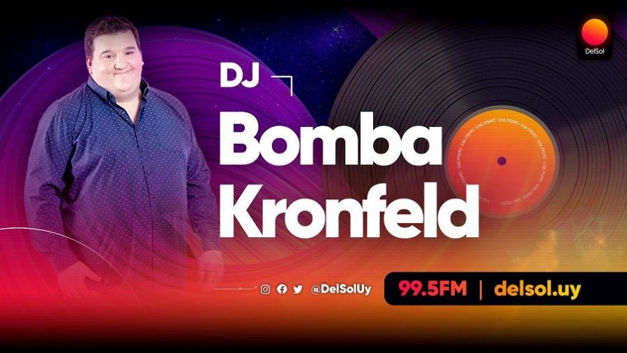 DJ Bomba - Playlists 2020 - Playlists 2020 - Nosotros | DelSol 99.5 FM