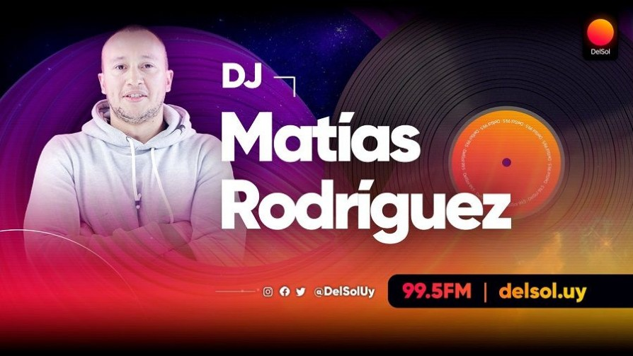 DJ Mati - Playlists 2020 - Playlists 2020 - Nosotros | DelSol 99.5 FM