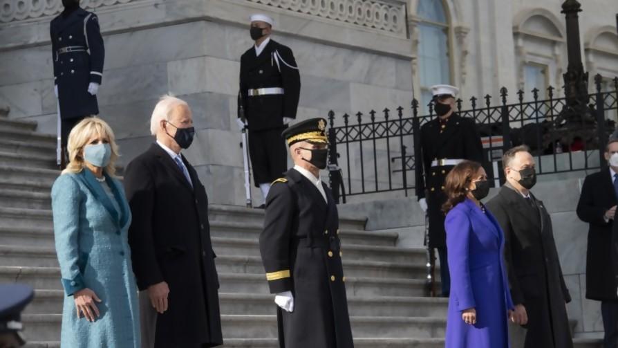 Bienvenido Biden: el Estados Unidos post Trump - Entrevista central - Facil Desviarse | DelSol 99.5 FM