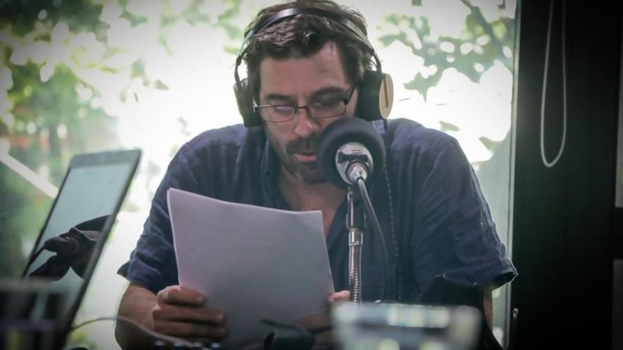 Juanchi Hounie en Magnolio Campus - Audios - Facil Desviarse   DelSol 99.5 FM