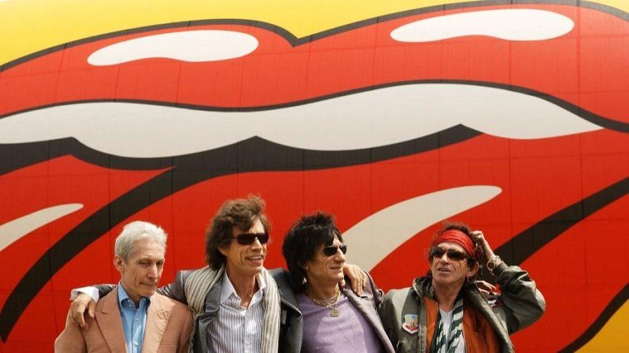 La marca de la lengua: música Stone - Audios - Suena Tremendo   DelSol 99.5 FM