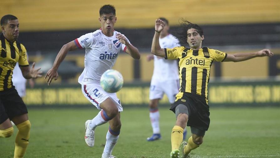 """""""Los dos se fueron sin goles pero con la satisfacción de haber jugado bien"""" - Comentarios - 13a0   DelSol 99.5 FM"""