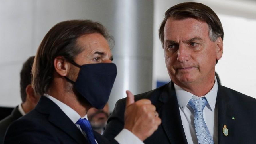 Hidrovía del Río Uruguay: Uruguay insiste, Argentina y Brasil no dan ninguna señal - Informes - No Toquen Nada | DelSol 99.5 FM