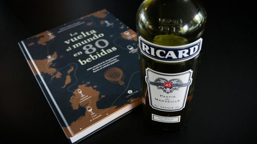 Atlas alcohólico: el Mediterráneo anisado - La Receta Dispersa - Quién te Dice | DelSol 99.5 FM