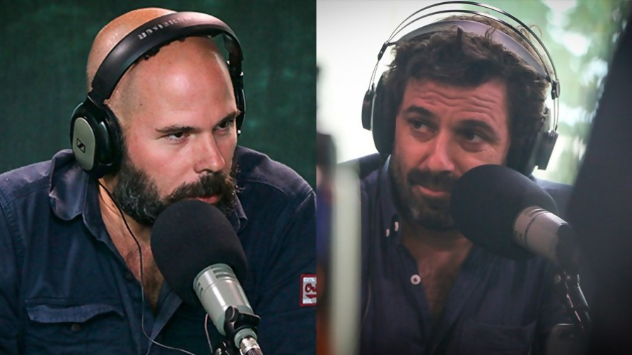 Anca mata panzer: DJ Sapo vs DJ Juanchi - DJ vs DJ - La Mesa de los Galanes | DelSol 99.5 FM