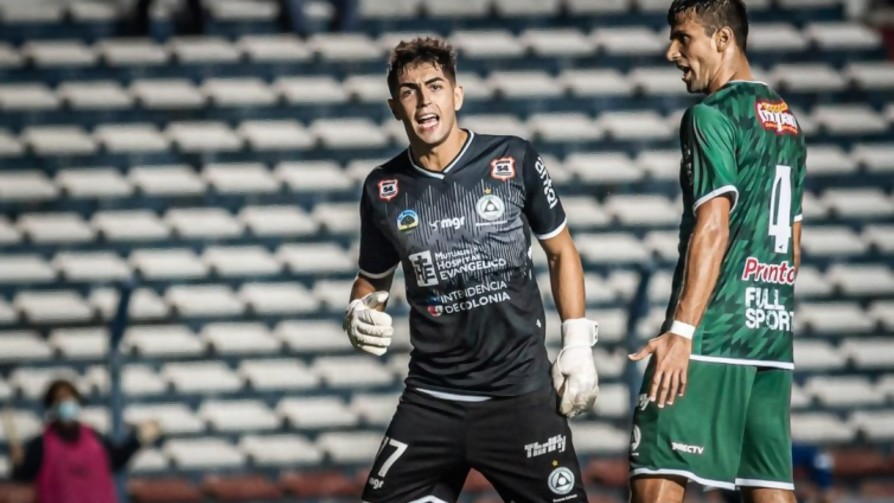Jugador Chumbo: Santiago Mele - Jugador chumbo - Locos x el Fútbol   DelSol 99.5 FM