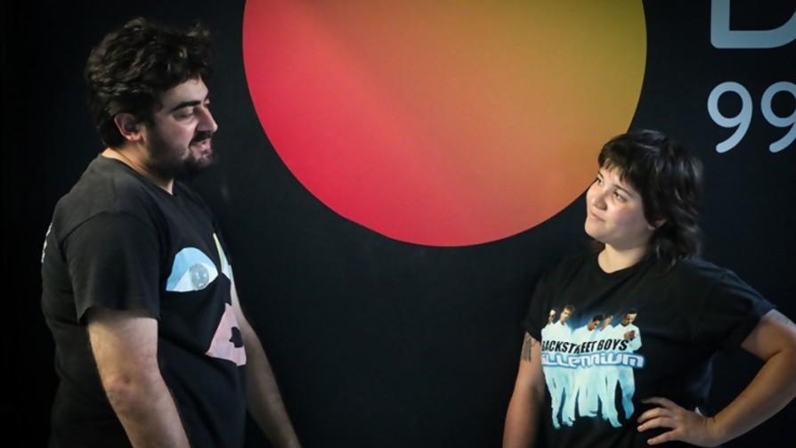 Relaciones fallidas y música de los 80 con Amigovio - Musica nueva - Facil Desviarse | DelSol 99.5 FM