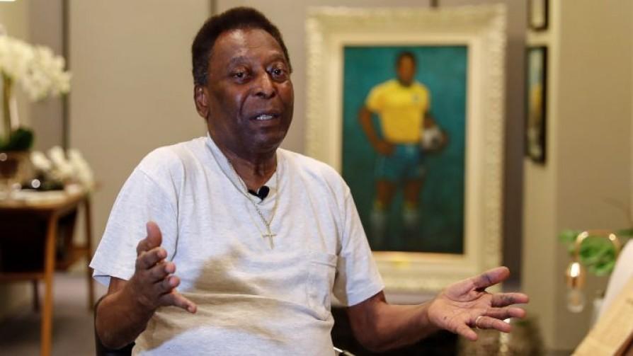 El Piñe vio el documental de Pelé y lo desmenuzó al aire - La Charla - La Mesa de los Galanes | DelSol 99.5 FM