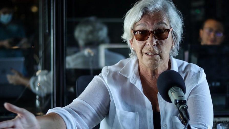 La uruguaya que trabajó en la distribución de alimentos en el Congo, Senegal, Afganistán... - Entrevistas - No Toquen Nada | DelSol 99.5 FM