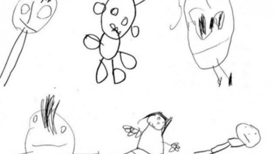 ¿Qué se hace con los dibujos que nos regalan los niños? - Sobremesa - La Mesa de los Galanes | DelSol 99.5 FM