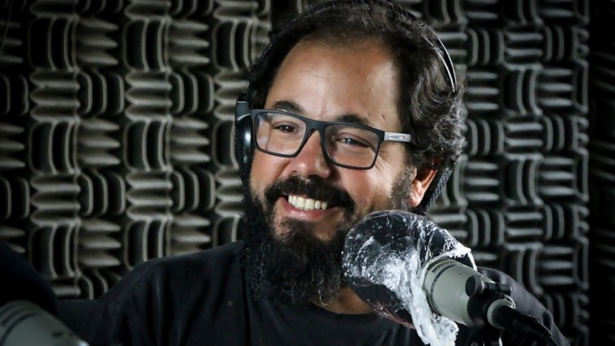 Gonzalo es fanático del Atlético de Madrid, ¿ustedes? - La Charla - La Mesa de los Galanes   DelSol 99.5 FM