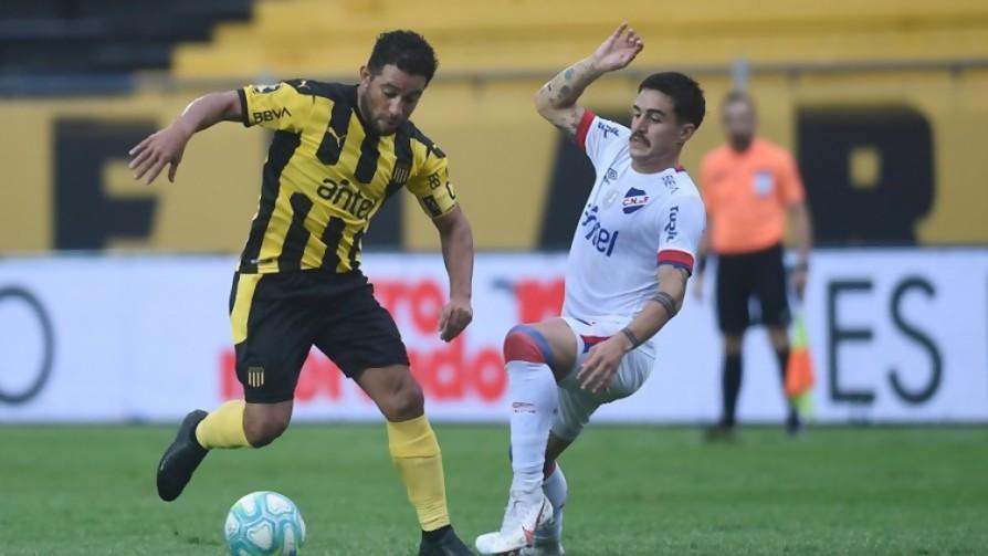 El otro campeonato de Peñarol y el himno de Aguada - Darwin - Columna Deportiva - No Toquen Nada | DelSol 99.5 FM