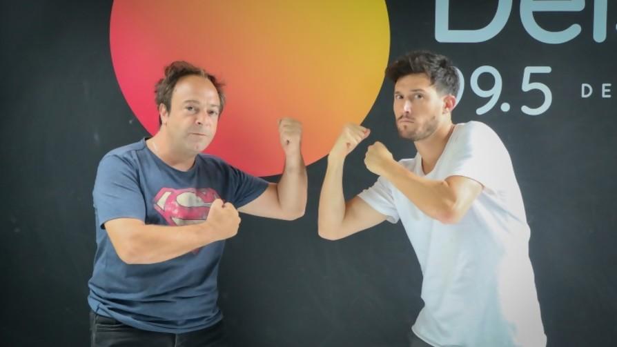 DJ Chupín propone una nueva forma de juego - DJ vs DJ - La Mesa de los Galanes | DelSol 99.5 FM