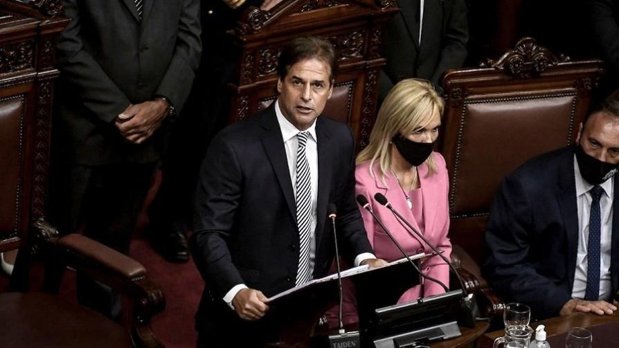 El discurso de Lacalle Pou en la Asamblea General y por qué el Frente Amplio fue tendencia - La Semana en Cinco Minutos - Abran Cancha   DelSol 99.5 FM