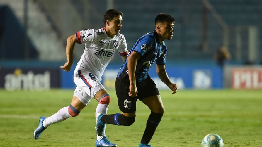 Nacional 0 - 4 Liverpool - Replay - 13a0 | DelSol 99.5 FM