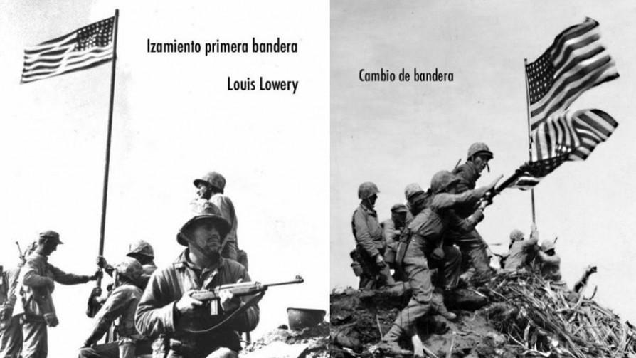 "Joe Rosenthal: ""Alzando la bandera en Iwo Jima"" 1945 - Leo Barizzoni - No Toquen Nada   DelSol 99.5 FM"