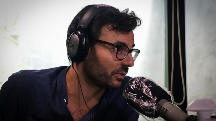 Nicolás Batalla: hombre del renacimiento - Arranque - Facil Desviarse   DelSol 99.5 FM