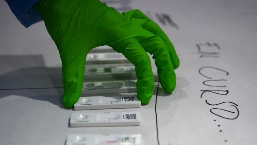Test de antígenos y problemas de aproximación a la realidad ante aumento de casos - Informes - No Toquen Nada | DelSol 99.5 FM