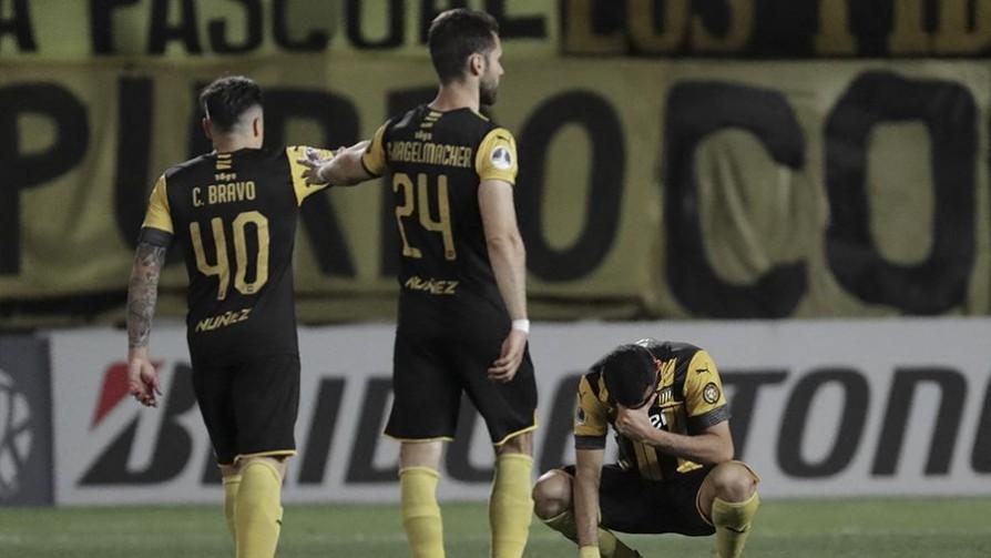 Peñarol y la barrera de octavos en la Sudamericana - Informes - 13a0 | DelSol 99.5 FM