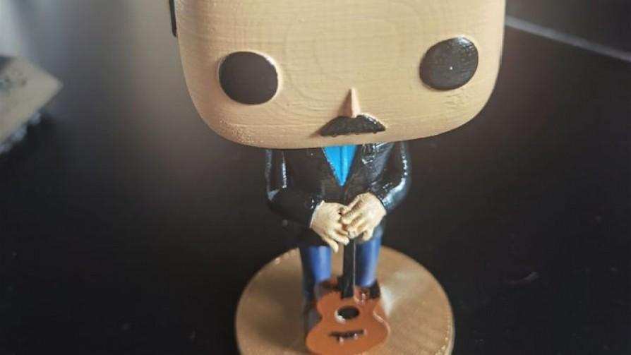 Rafa tiene un muñeco de Jaime Roos - La Charla - La Mesa de los Galanes   DelSol 99.5 FM