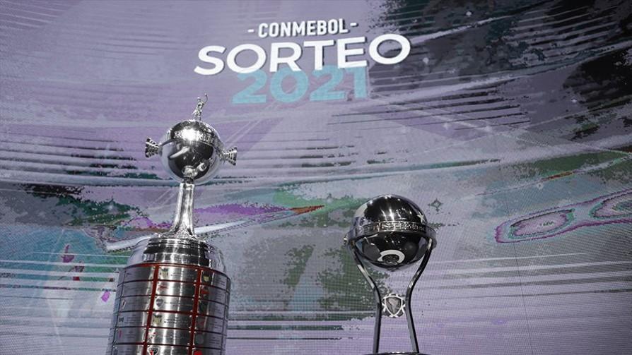 A cartas vistas: los grupos de Libertadores y Sudamericana - Entrada en calor - 13a0 | DelSol 99.5 FM