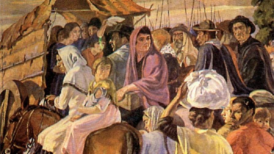 Capítulo 4: ¿Éxodo, redota o emigración del Pueblo Oriental? - Inmigrantes de papel - Abran Cancha | DelSol 99.5 FM