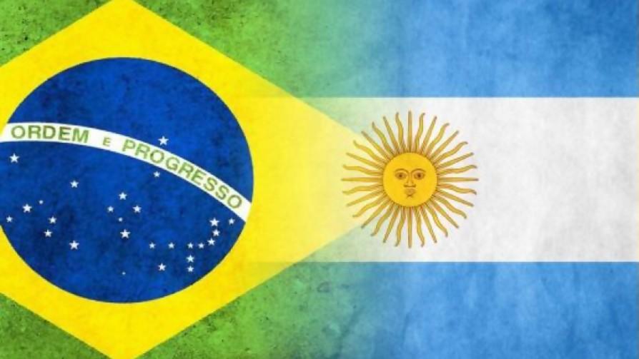 Si hay que elegir entre Argentina o Brasil, ¿cuál elegís? - Si me das a elegir - Locos x el Fútbol | DelSol 99.5 FM