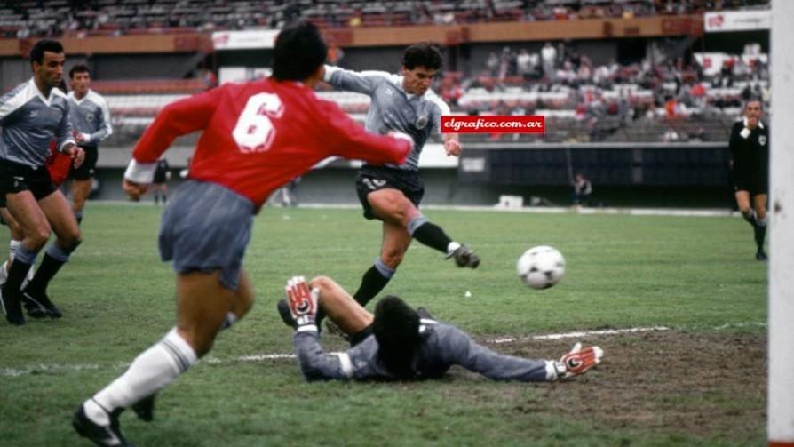 La llamada inoportuna: Copa América 1987  - Pelotas en el tiempo - 13a0 | DelSol 99.5 FM