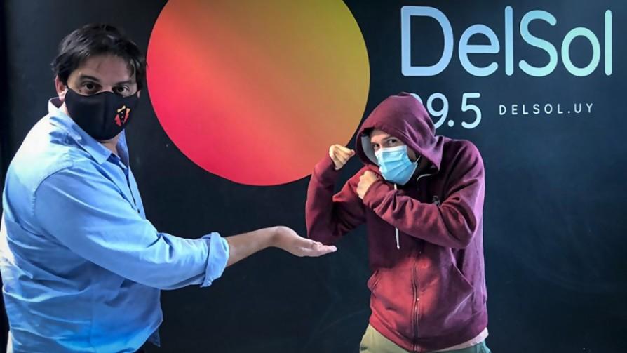 Otra vez la democracia se vio interrumpida - DJ vs DJ - La Mesa de los Galanes   DelSol 99.5 FM