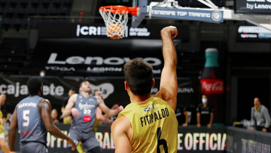 """Bruno Fitipaldo: """"Aprendí a disfrutar de donde estoy con los años y a mi manera"""" - Alerta naranja: basket - 13a0   DelSol 99.5 FM"""