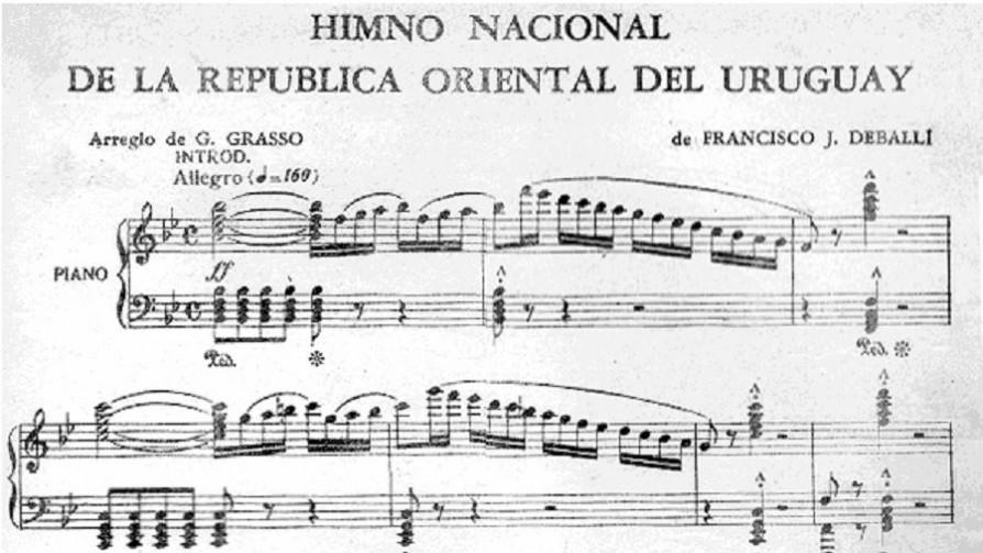 Ep 3: Todo lo que deberías saber sobre el Himno Nacional de Uruguay - El lado R - Abran Cancha   DelSol 99.5 FM