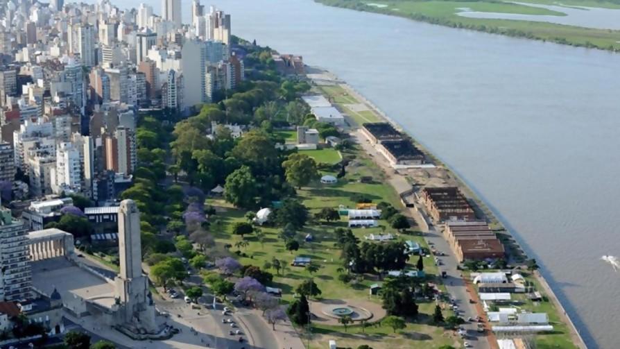 Pablo está enamorado de la ciudad de Rosario - La Charla - La Mesa de los Galanes | DelSol 99.5 FM