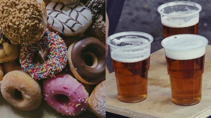 Tenés que dejar el azúcar o el alcohol, ¿cuál elegís? - Sobremesa - La Mesa de los Galanes   DelSol 99.5 FM