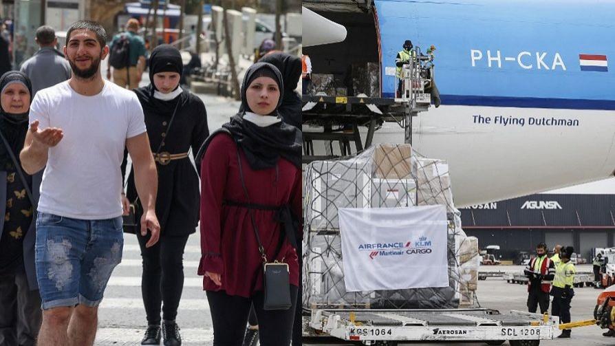 La pelea de terminales de puerto según Darwin y la vacunación en Israel y Chile - NTN Concentrado - No Toquen Nada | DelSol 99.5 FM