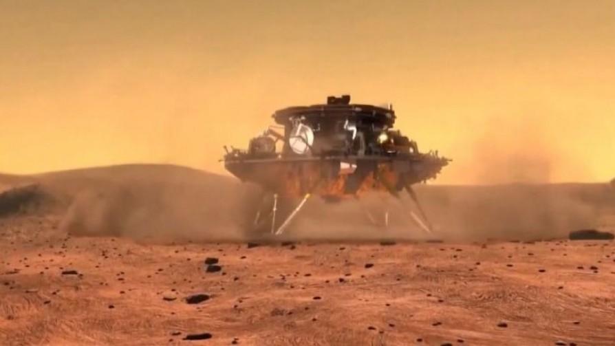 Golazo de China en Marte - Entrevistas - No Toquen Nada   DelSol 99.5 FM