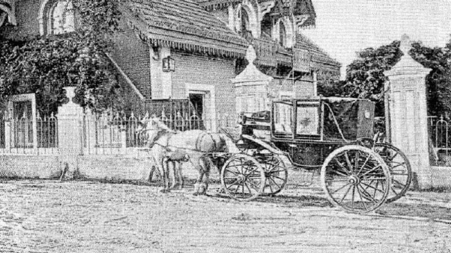 """Capítulo 7: Franceses pioneros, de la """"Quinta del buen retiro"""" al tannat de Harriague - Inmigrantes de papel - Abran Cancha   DelSol 99.5 FM"""