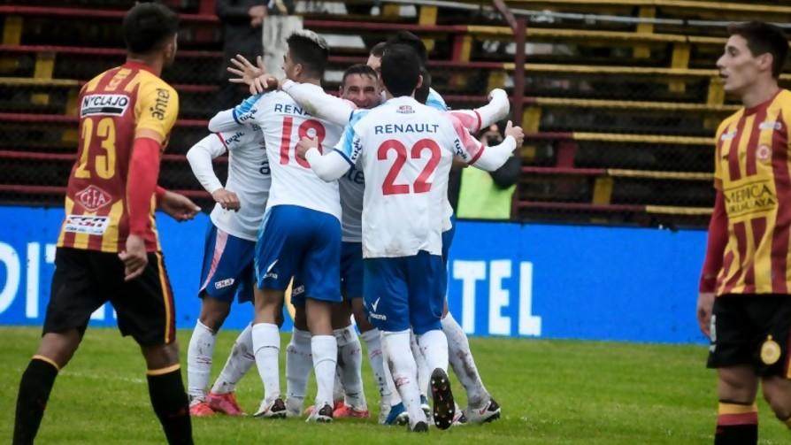 Albertito fue hasta el barrio de Yuri para ver la victoria tricolor - Audios - Locos x el Fútbol   DelSol 99.5 FM