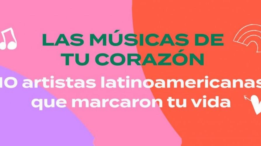 ¿Cuáles son las artistas latinas más influyentes? - Musica nueva - Facil Desviarse | DelSol 99.5 FM