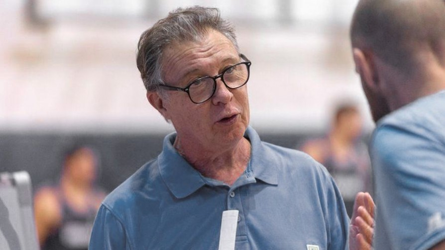 "Rubén Magnano: ""Jugar rápido no es jugar apurado"" - Alerta naranja: basket - 13a0   DelSol 99.5 FM"