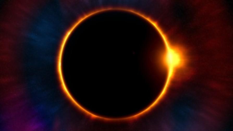 Eclipse solar y el pasado que vuelve - Audios - Pueblo Fantasma   DelSol 99.5 FM