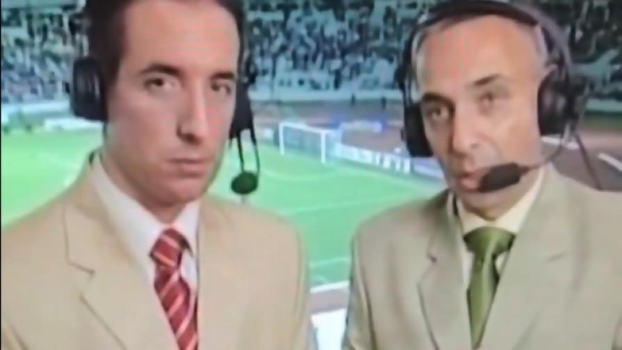 Rodrigo Romano vuelve a relatar a la celeste del alma - Audios - Locos x el Fútbol   DelSol 99.5 FM