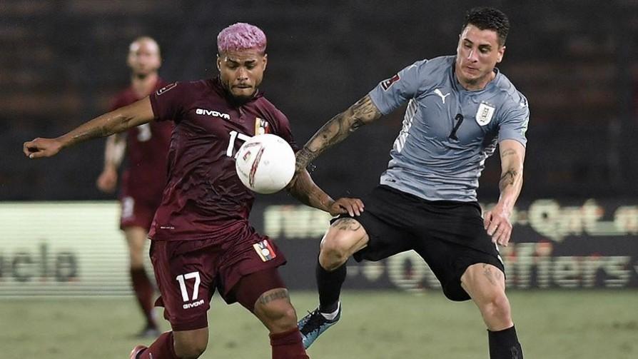 Venezuela 0 - 0 Uruguay - Replay - 13a0 | DelSol 99.5 FM
