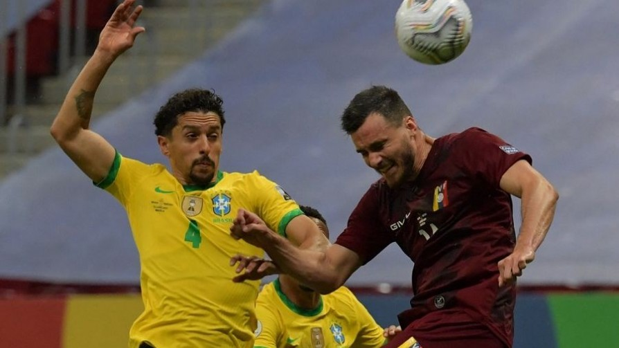 Brasil 3 - 0 Venezuela - Replay - 13a0 | DelSol 99.5 FM