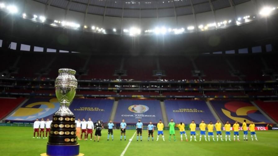 Martin Liberman nos habla del inicio de la Copa América - Audios - Locos x el Fútbol | DelSol 99.5 FM