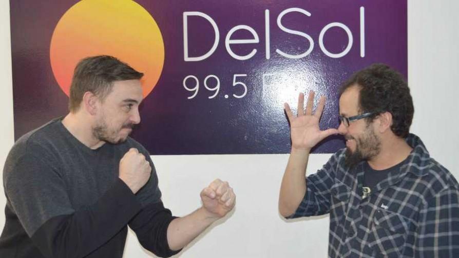 ¿Nace un nuevo imbatible?  - La batalla de los DJ - La Mesa de los Galanes | DelSol 99.5 FM