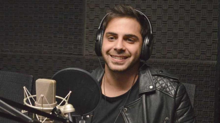 Grego Rossello llega a Uruguay - Audios - Cambio & Fuera | DelSol 99.5 FM